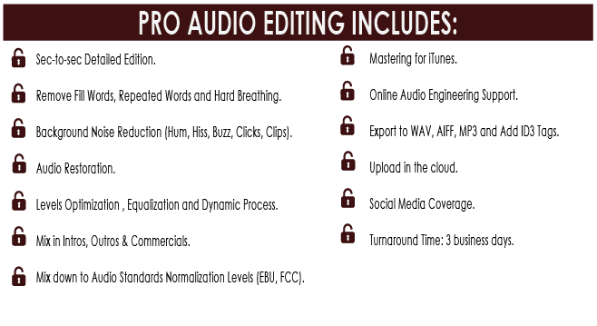 Audio PostProduction ultimate 72-01